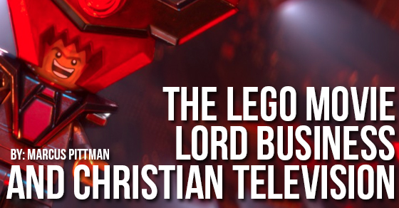 The Lego Movie and Lord Business