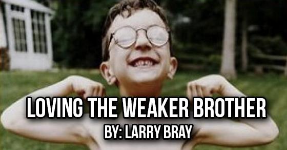 WEakerBrotherLove