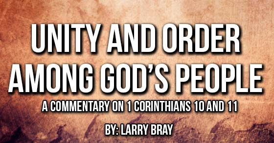 Unity and Order Among God's People