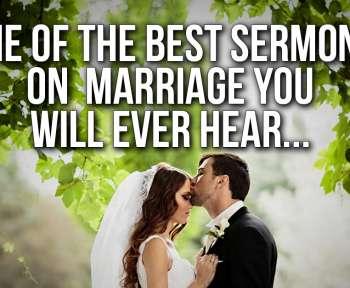 Best Sermons on Marriage