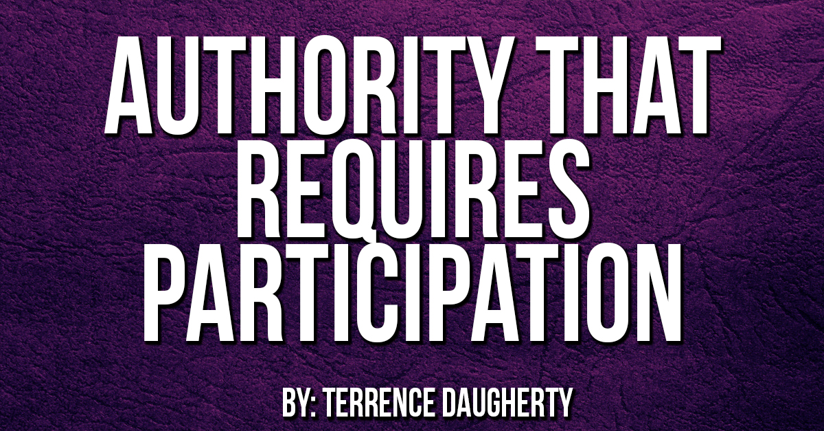 Authority that Requires Participation