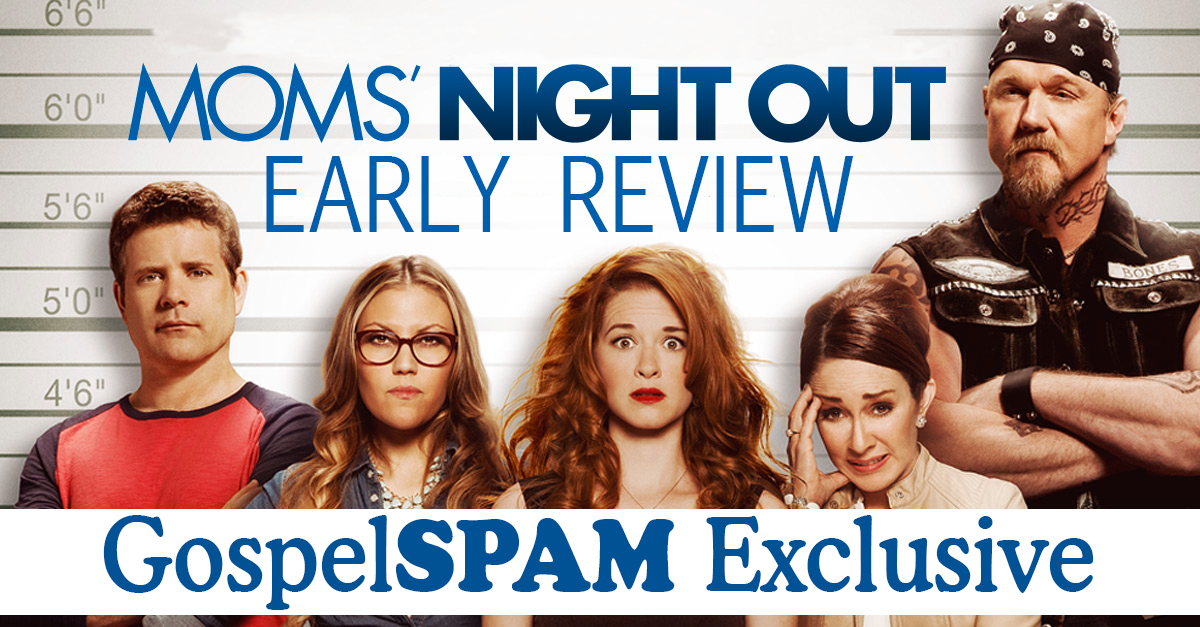 An Early Review of Moms' Night Out