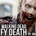 Does the walking dead glorify death?