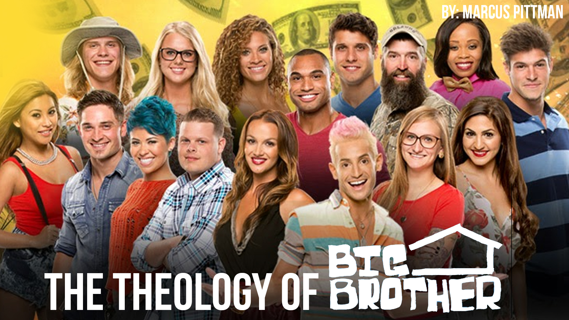 The Theology of Big Brother