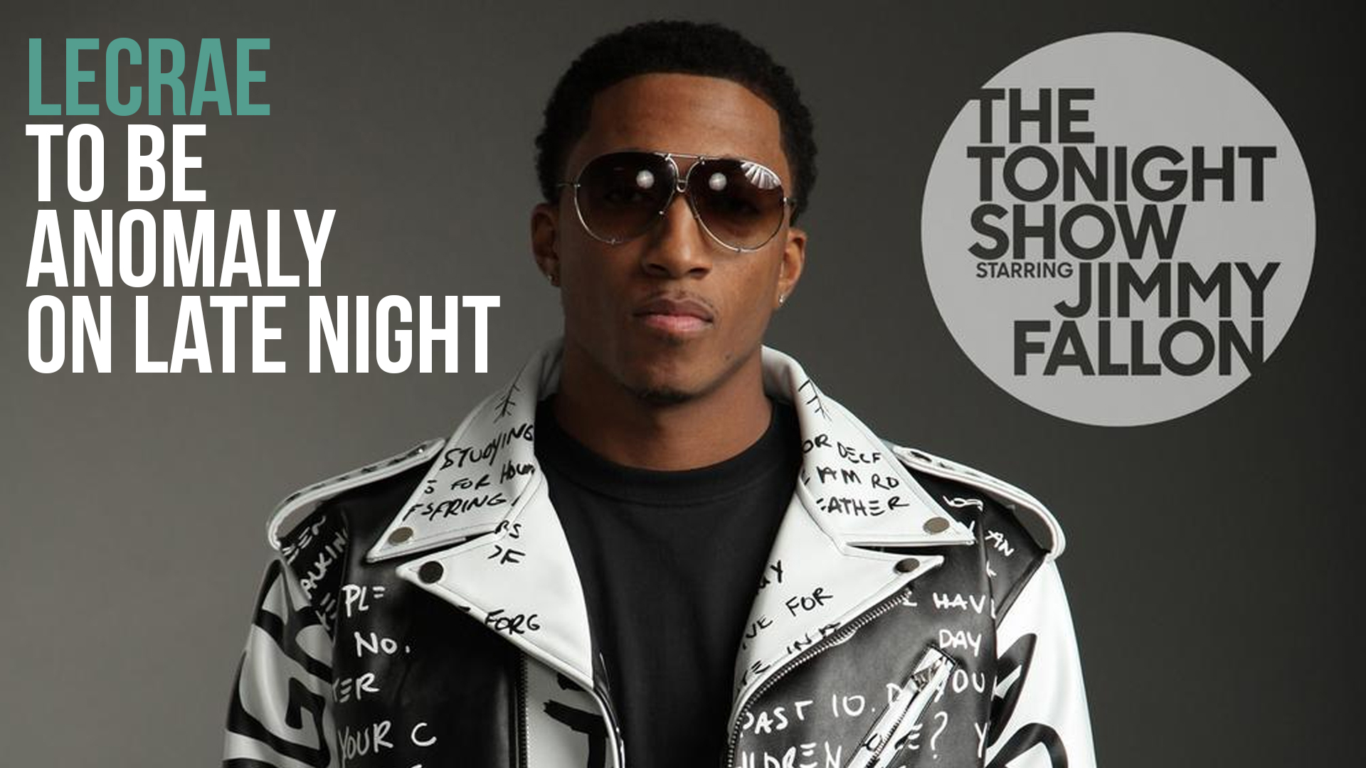 Lecrae to appear on Late Night with Jimmy Fallon