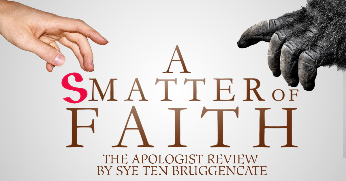 A Matter of Faith – The Apologist