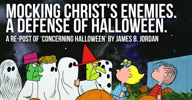 Concering_Halloween_James_B_Jordan