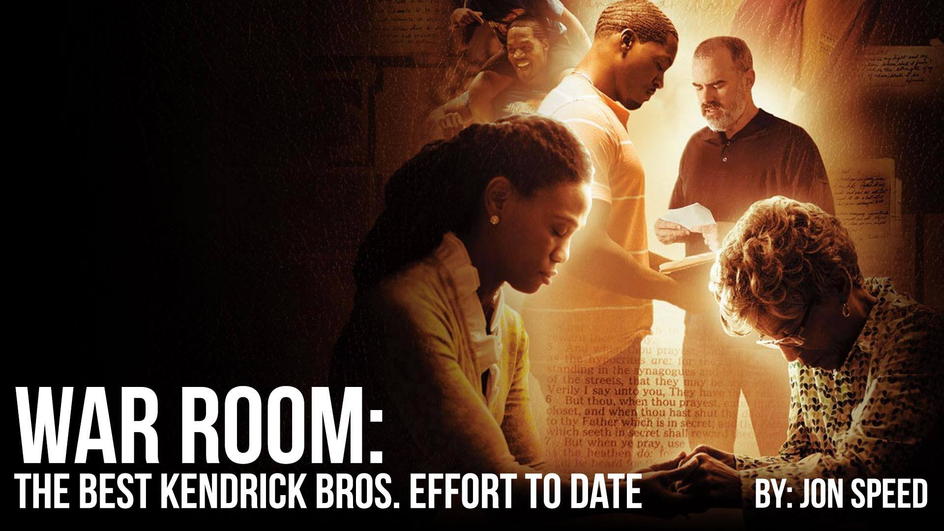 War Room: The Best Kendrick Bros. Effort To Date