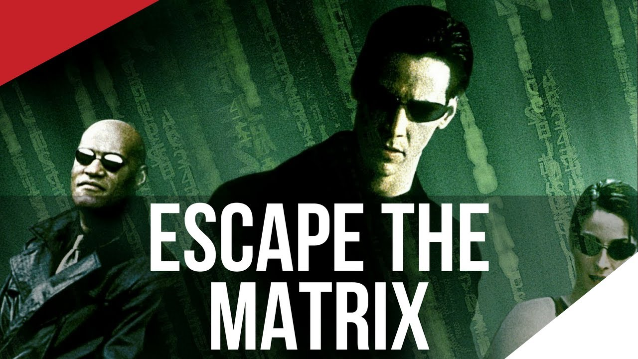 Roy Moore's Loss & Escaping the Matrix